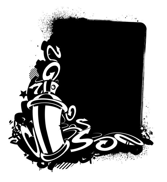 fototapete graffiti bild kann mit pfeilen pixers wir leben um zu ver ndern. Black Bedroom Furniture Sets. Home Design Ideas