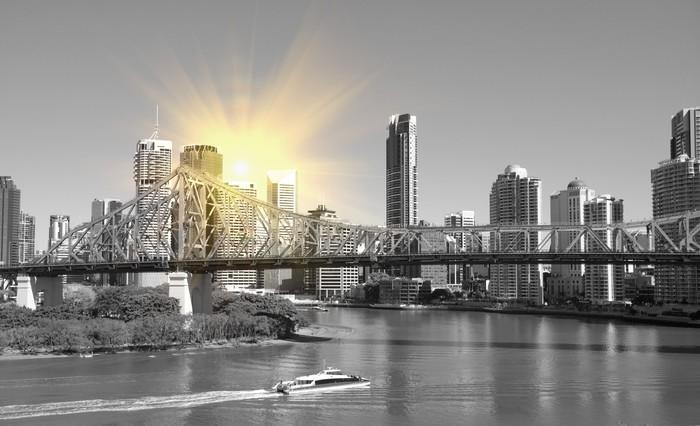 Vinylová Tapeta Brisbane City, Austrálie - Témata