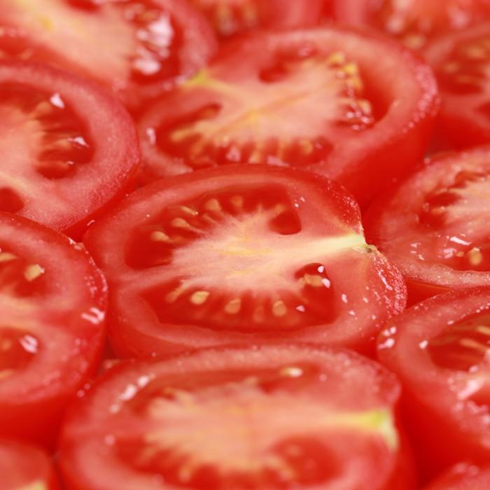 Vinylová Tapeta Pozadí aus halben rajčata - Témata