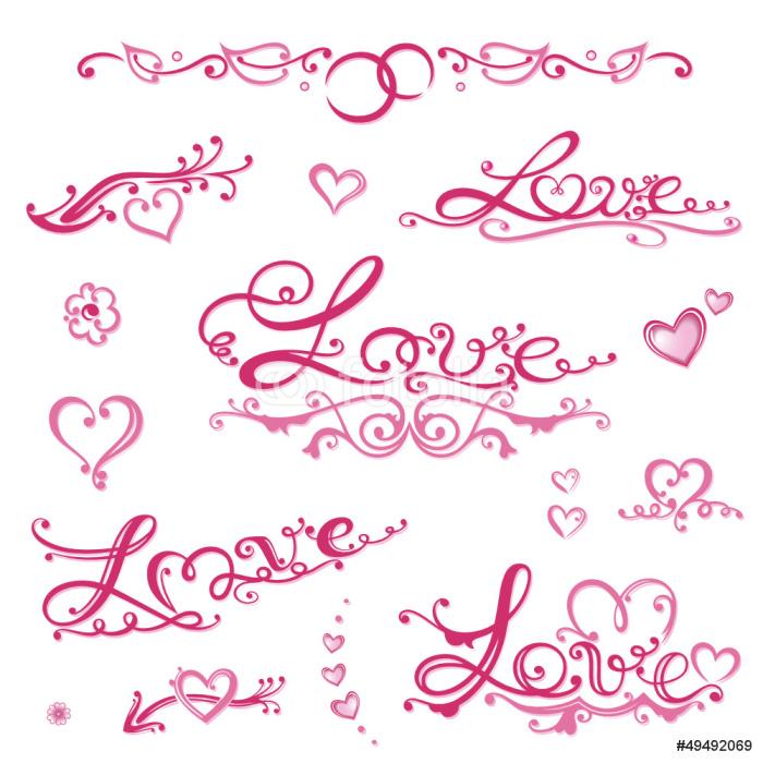 Vinylová Tapeta Valentýna, Valentin, Herz, Herzen, Liebe, láska, sada - Mezinárodní svátky