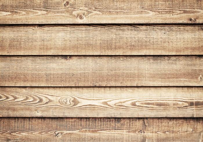 Vinylová Tapeta Dřevěná stěna - Struktury