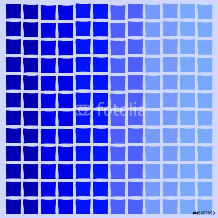 Tapete quadrate in blau pixers wir leben um zu ver ndern for Tapete orientalisch blau