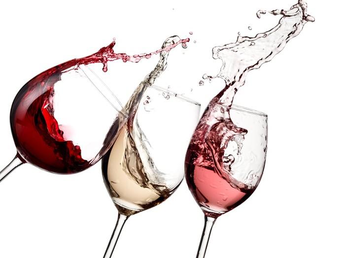 tableau sur toile vin rouge rose et blanc jusqu 39 pixers nous vivons pour changer. Black Bedroom Furniture Sets. Home Design Ideas