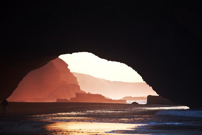 Vinylová Tapeta Arch na oceán - Příroda a divočina