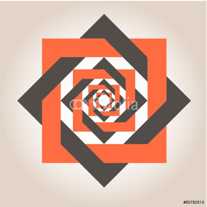 Vinylová Tapeta Hranaté geometrické vzory - Ezoterika