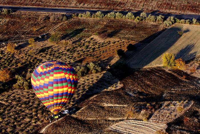 Vinylová Tapeta Balóny v Cappadocia, Turecko - Střední Východ