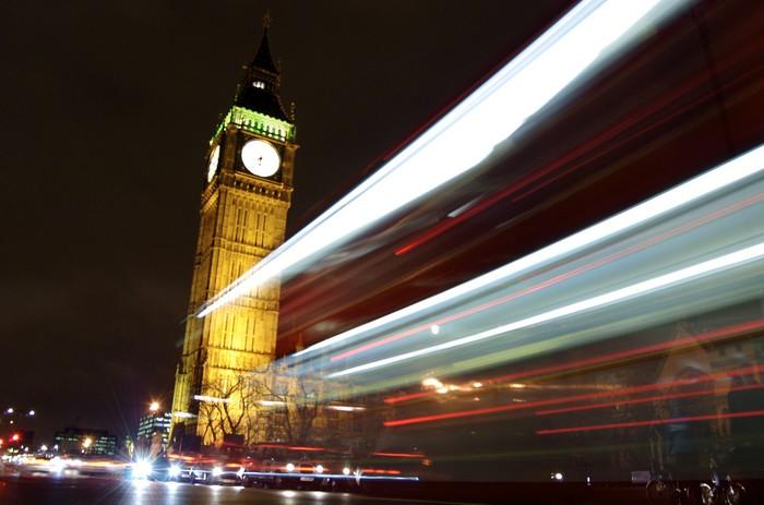 Vinylová Tapeta Londýnský autobus - Témata