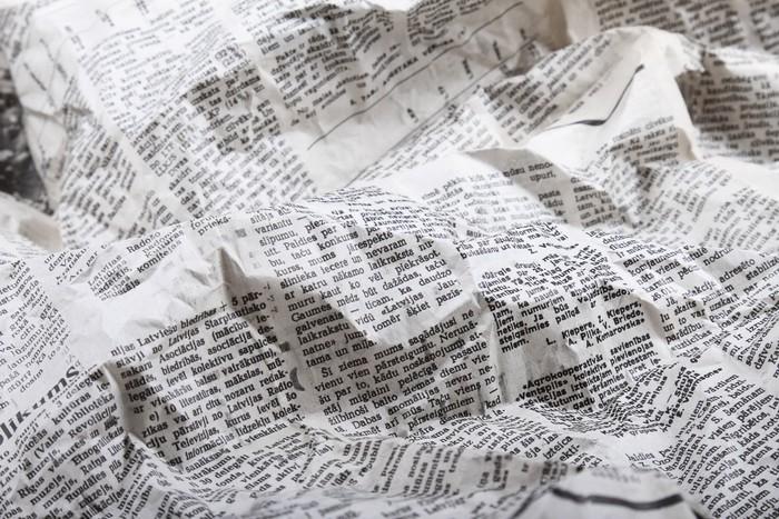 papier peint fond de vieux papier journal froiss pixers nous vivons pour changer. Black Bedroom Furniture Sets. Home Design Ideas