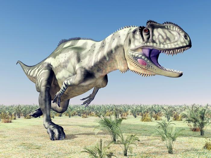 Vinylová Tapeta Dinosaurier Yangchuanosaurus - Témata