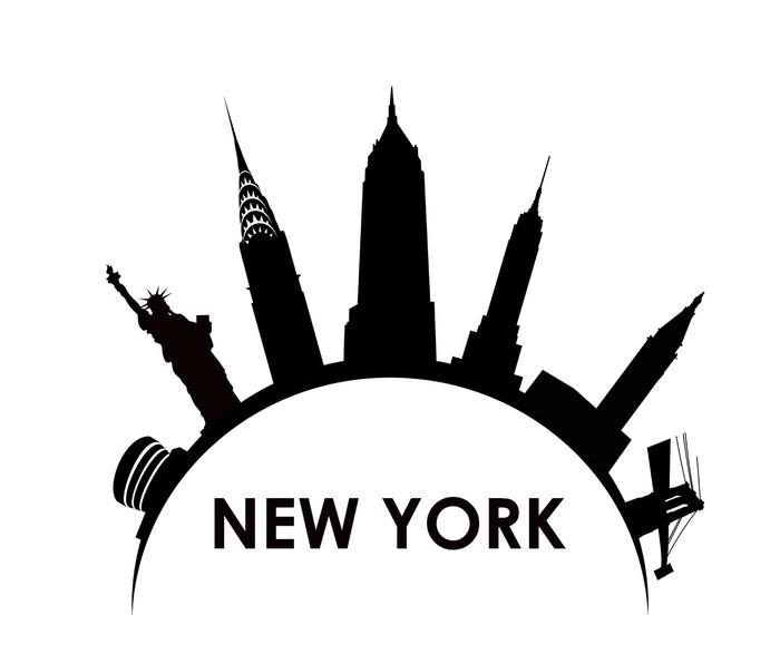 fototapete new york pixers wir leben um zu ver ndern. Black Bedroom Furniture Sets. Home Design Ideas