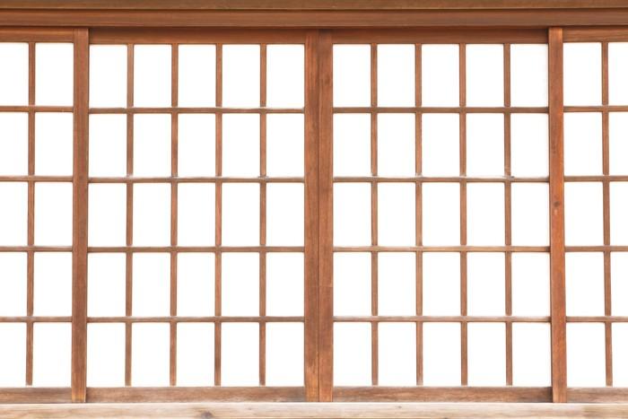 texture of Japanese sliding paper door Shoji Vinyl Wall Mural - Heavy Industry  sc 1 st  Pixers & texture of Japanese sliding paper door Shoji Wall Mural u2022 Pixers ...