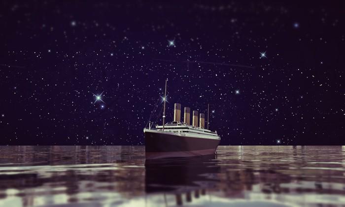 Vinylová Tapeta Cruise ship - Témata