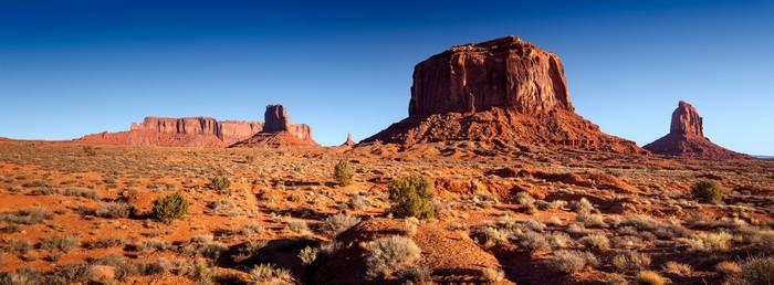 Vinylová Tapeta Monument Valley - USA - Amerika
