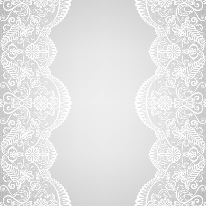 Fotobehang lace border pixers we leven om te veranderen for Border lace glam