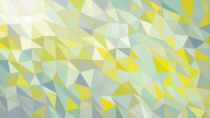 Vinylová fototapeta Abstraktní pozadí z barevných trojúhelníků - Vinylová fototapeta