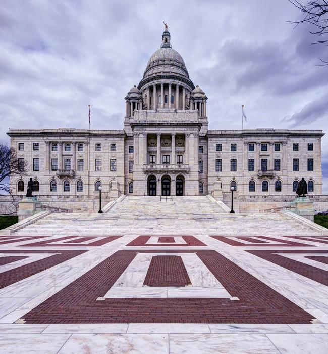 Vinylová Tapeta Rhode Island State House - Témata