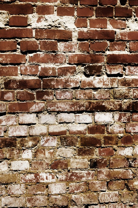 Vinylová Tapeta Staré betonové zdi - Struktury