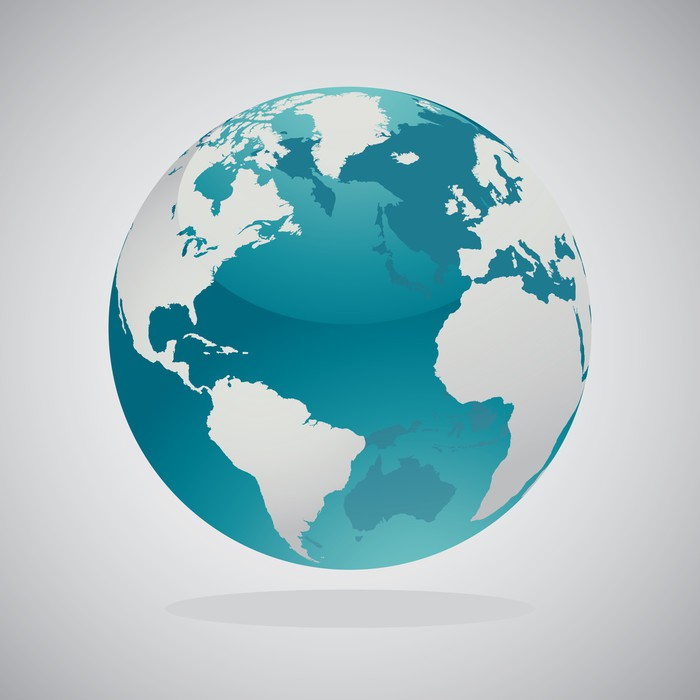 World globe maps wall mural pixers we live to change world globe maps vinyl wall mural accesories and objects gumiabroncs Images