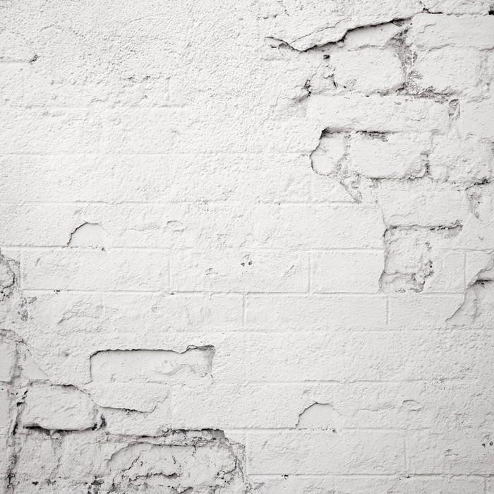 Vinilo pixerstick pared de ladrillo blanco da ado pixers for Vinilo blanco pared