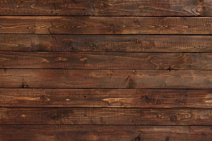 Vinilo pixerstick cerca de la pared hecha de tablones de - Tablones de madera baratos ...
