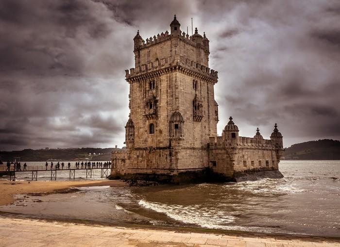 Vinylová Tapeta Tower of Belem (Torre de Belem), Lisabon, Portugalsko - Památky