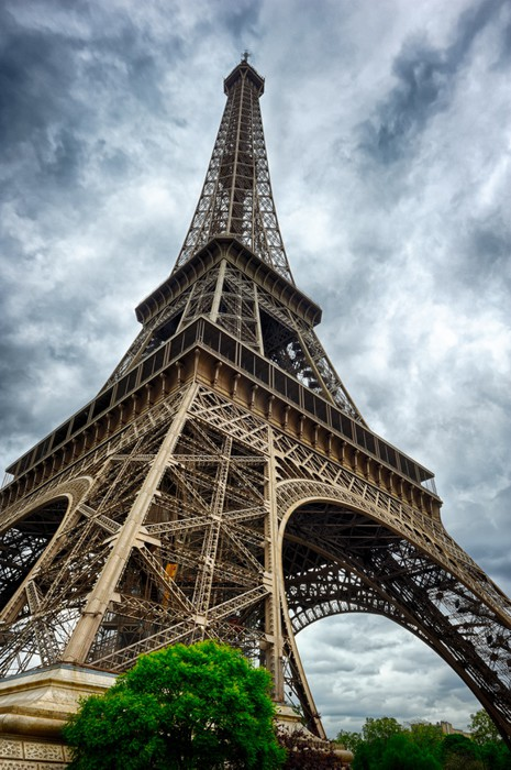 Vinylová Tapeta Eiffelova věž v Paříži - Témata