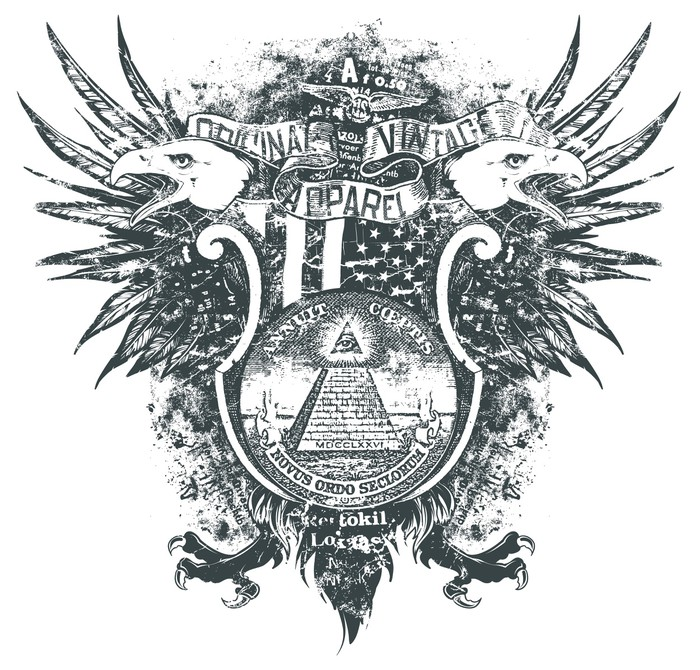 New World Order Wall Mural Pixers We Live To Change