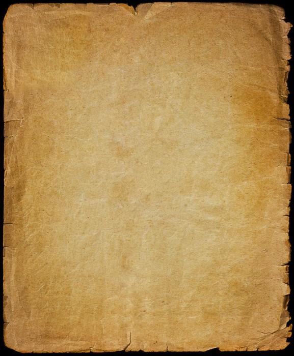 Vinylová Tapeta Starý papír textury - Struktury