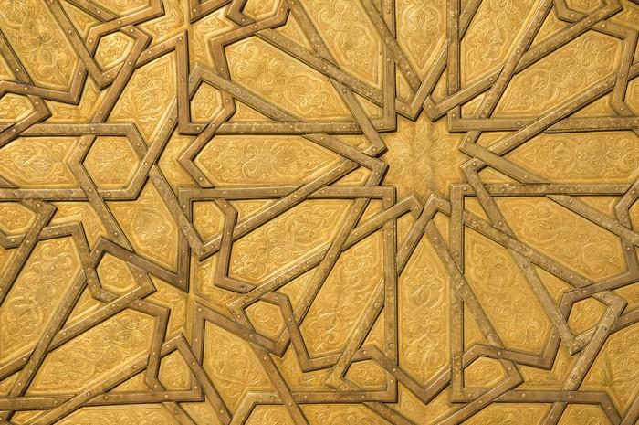 Islamic Art Wall Mural • Pixers® • We live to change