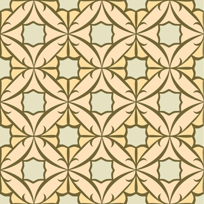 Papel pintado modelo incons til del azulejo de estilo for Papel pintado oriental