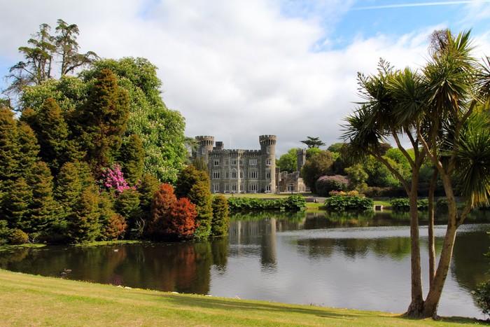 Vinylová Tapeta Irský hrad Johnstown - Evropa