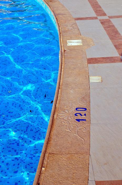 piscina a marsa alam Vinyl Wallpaper - Africa
