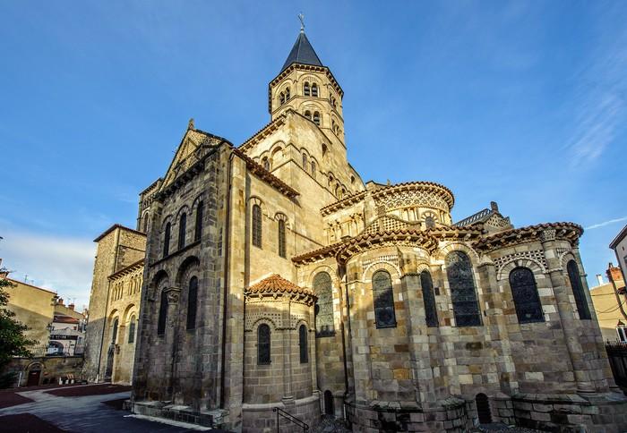 「Basilique Notre-Dame-du-Port)」の画像検索結果