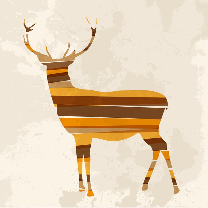 papier peint vintage multicolore rennes pixers nous. Black Bedroom Furniture Sets. Home Design Ideas
