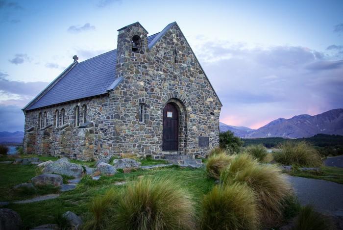Vinylová Tapeta Kostel Dobrého Pastýře - Oceánie