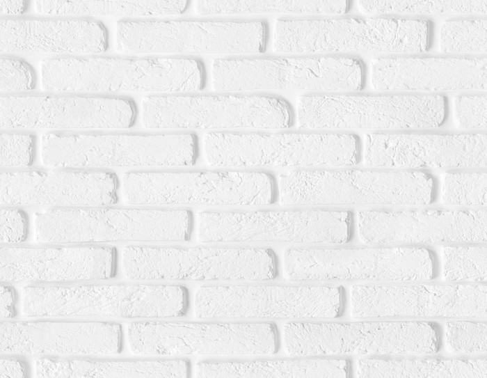 Seamless white brick wall texture Wall Mural Pixers We live to