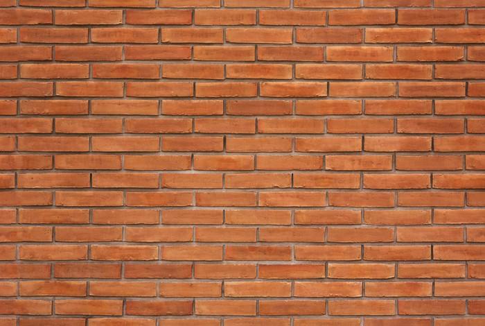 Carta da parati seamless texture muro di mattoni pixers for Carta da parati muro mattoni
