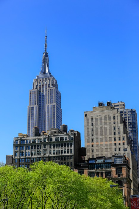 Vinylová Tapeta New york - Amerika