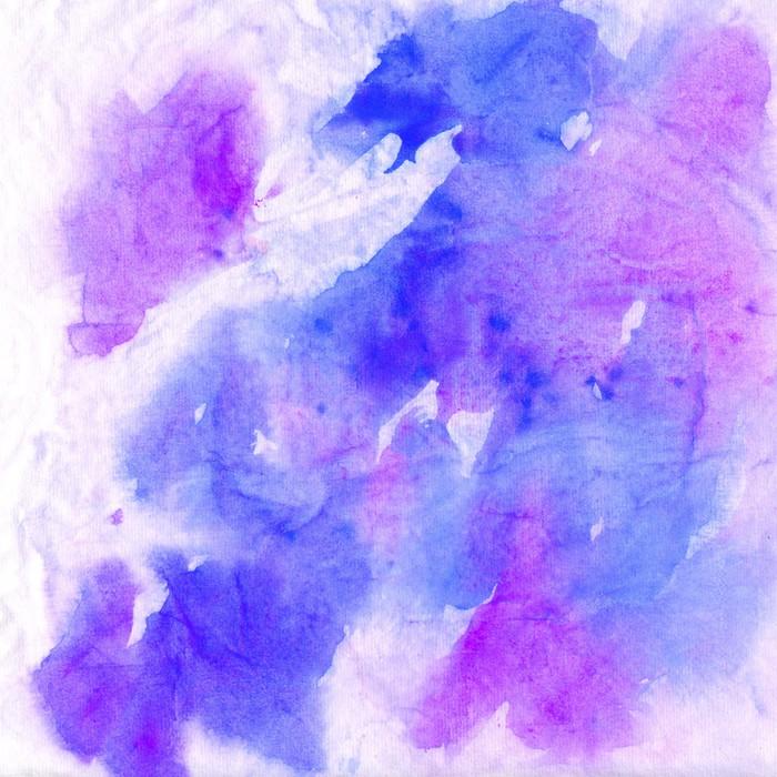 Vinylová fototapeta Abstraktní umělecké pozadí tváření blot - Vinylová fototapeta