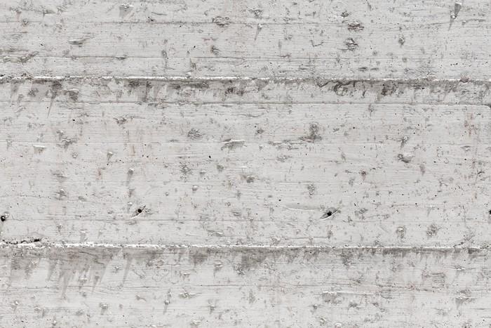 Sticker Pixerstick Mur gris gros plan la texture de fond en béton - Industrie lourde