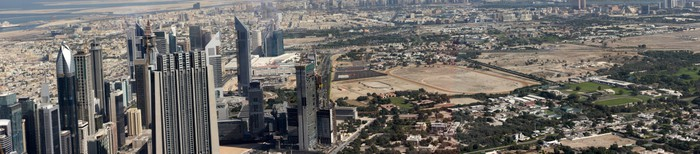 Vinylová Tapeta Dubaj - Střední Východ