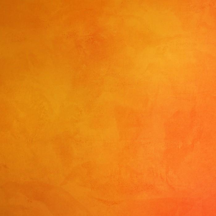 Carta da parati sfondo arancione muro pixers viviamo for Carta da parati muro