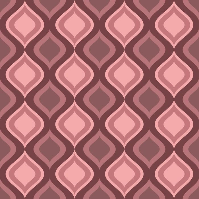 Vinylová fototapeta Abstraktní bezešvé vzor - Vinylová fototapeta