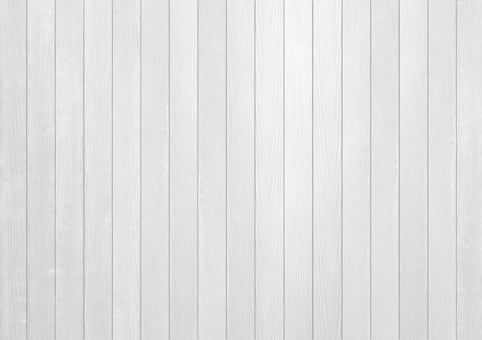 White Wood Texture Vinyl Wall Mural   Themes