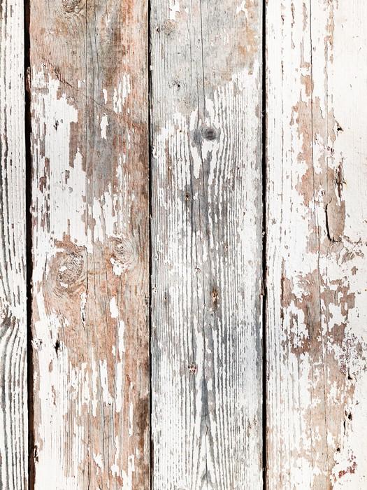 Stampe Parete Camera Da Letto : Carta da parati vecchie tavole di legno shabby pixers