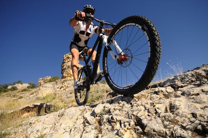 fototapeta downhill rider � pixers174 � Żyjemy by zmienia�