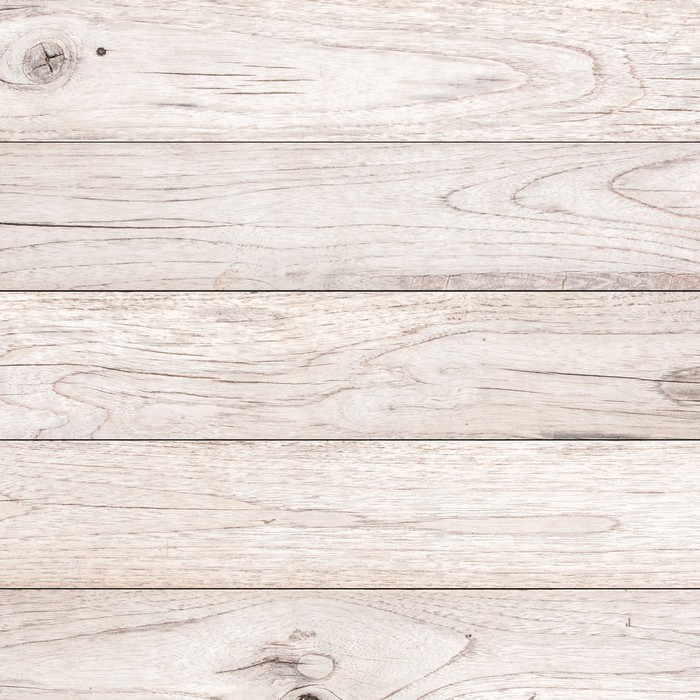 Merveilleux White Wood Plank Brown Texture Background Vinyl Wall Mural   Themes
