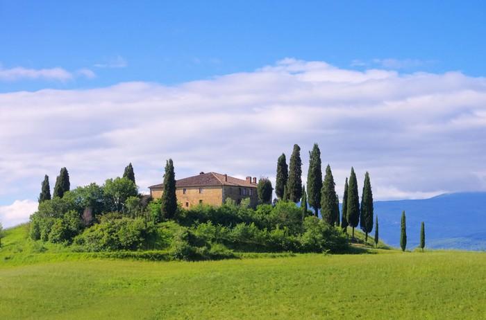 Vinilo Pixerstick Toskana Haus   Casa Toscana 23   Temas