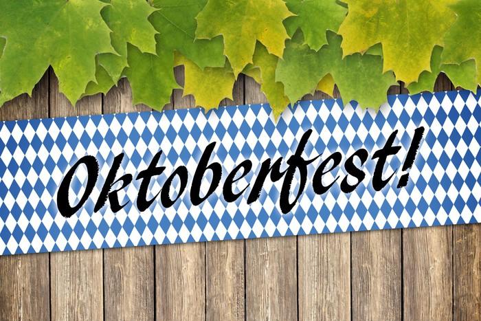 Vinylová Tapeta Oktoberfest - Slavnosti
