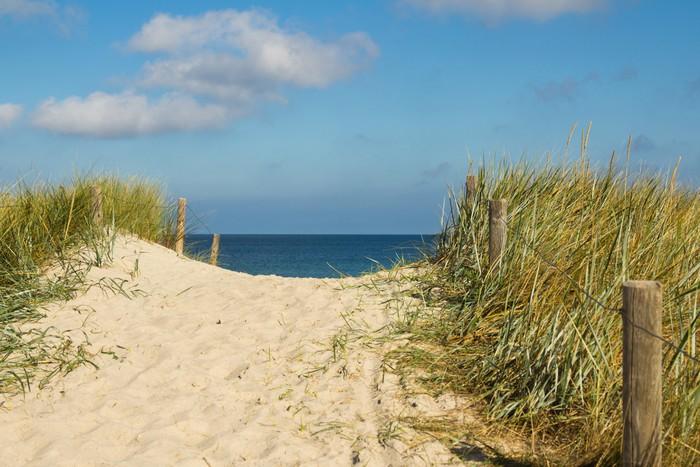 Carta da parati vacanze al mare pixers viviamo per il for Carta da parati casa al mare